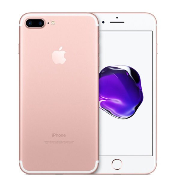 iPhone 7 Plus 128GB Rose gold 1